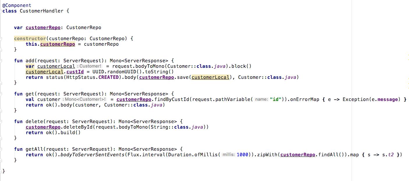 Spring 5 reactive web application using kotlin – Nikesh Pathak